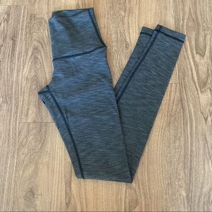 Lululemon Wunder Under Full On Luxtreme - Size 4